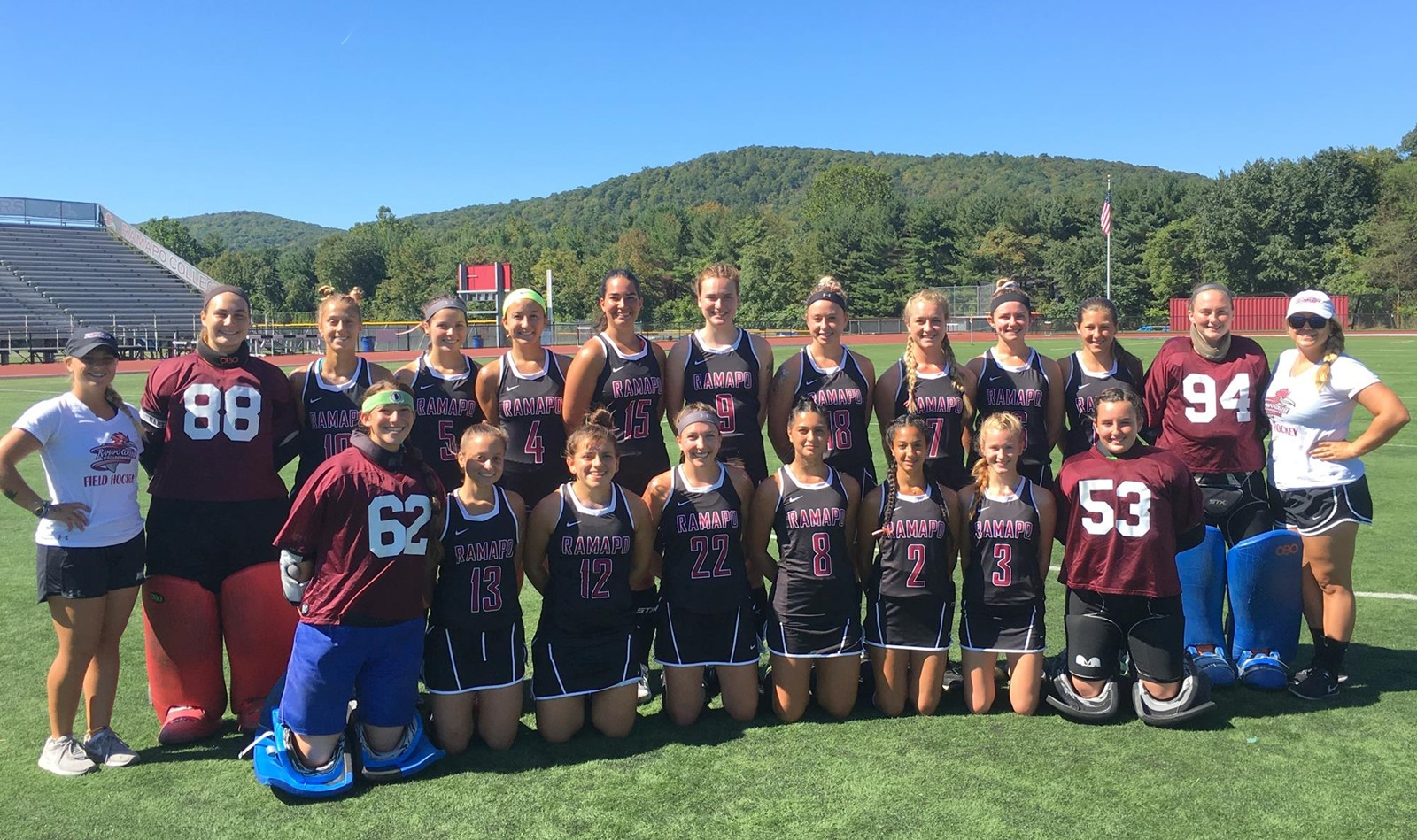 new concept 5c96a ca9e2 2017 Field Hockey Roster - Ramapo College of New Jersey ...